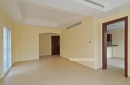 3 Bedroom Townhouse for Rent in Arabian Ranches, Dubai - Type 3E   Study   Opposite Park & Pool