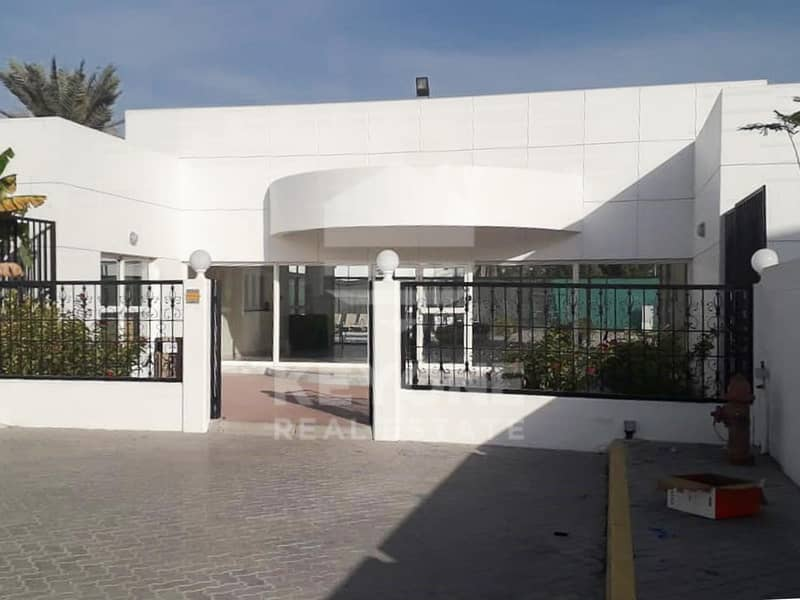 31 One Month Free | Vacant | Al Garhoud Complex | 4 Cheques