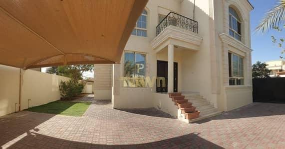 5 Bedroom Villa for Rent in Mohammed Bin Zayed City, Abu Dhabi - Private Entrance 5 Beds Villa W/Garden In MBZ City.