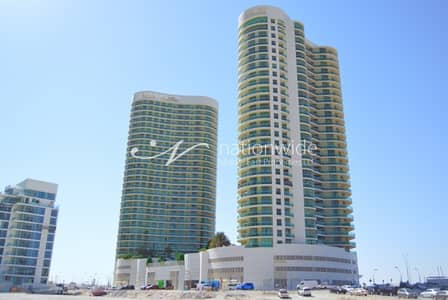 2 Bedroom Apartment for Rent in Al Reem Island, Abu Dhabi - 4 Payments 2BR Apartment w/ Great Layout