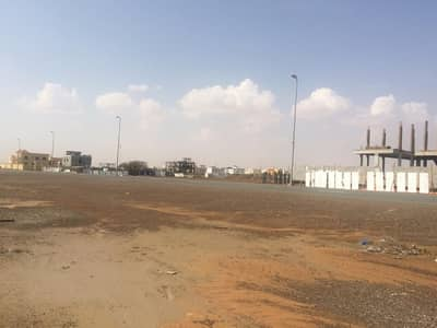 Plot for Sale in Al Manama, Ajman - for sale residential land in al manama area ( only 130k without fees )