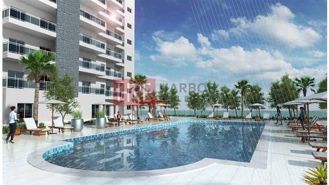 2 575000 AED Only|1 Bed Apt. in JVC|Great ROI