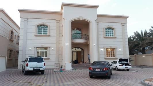 7 Bedroom Villa for Rent in Zakher, Al Ain - Villa for rent in Shuaiba area very special location