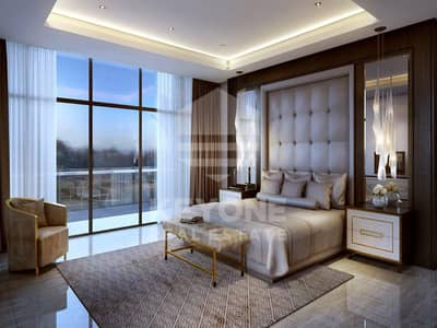 4 Bedroom Villa for Sale in DAMAC Hills (Akoya by DAMAC), Dubai - Furnished Luxury Trump Villa | High ROI
