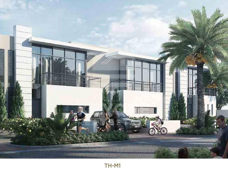 12 Brand New 4 BR Villa | The Field | Akoya by Damac