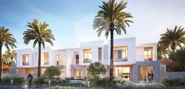 5 Bedroom Villa for Sale in Emirates Living, Dubai - New 5 BR Luxury Townhouse | 0% commission
