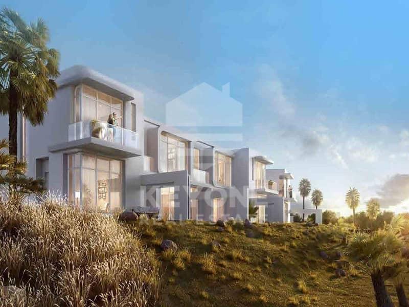 2 Brand New 5 BR Villa | The Field | Akoya by Damac