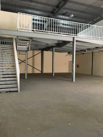 Warehouse for Rent in Mussafah, Abu Dhabi - spacious warehouse for rent directly from owner