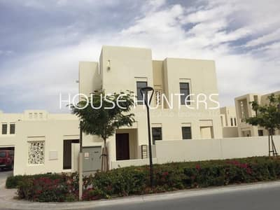 4 Bedroom Villa for Rent in Reem, Dubai - 4 bedroom |Type E|Close to pool and park