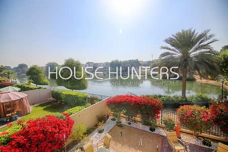 3 Bedroom Villa for Rent in Arabian Ranches, Dubai - Immaculate 3 bed| Overlooking the lake |