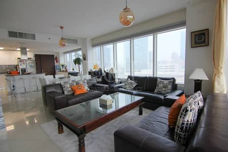 4 Bedroom Townhouse for Sale in Al Reem Island, Abu Dhabi - Upgraded 4bed+M Townhouse with Own Pool!