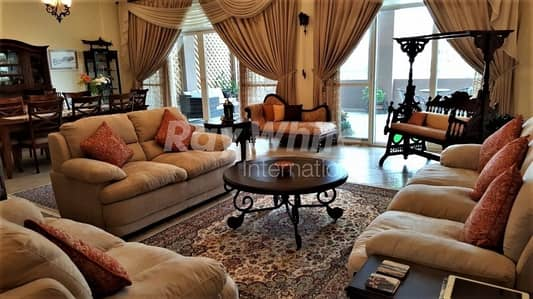 3 Bedroom Flat for Sale in Motor City, Dubai - Spacious 3 BR + Maid's Terrace Apartment