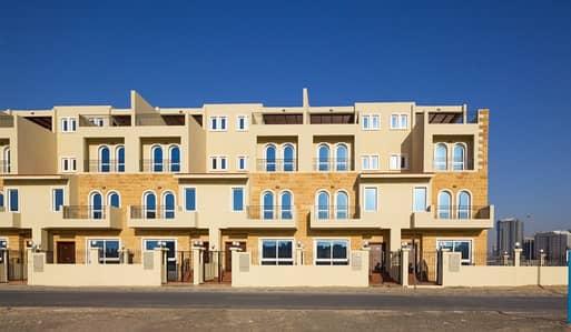 4 Bedroom Villa for Rent in Jumeirah Village Circle (JVC), Dubai - 4 BEDROOM TOWNHOUSE VILLA FOR RENT IN JUMEIRAH VILLAGE CIRLCE