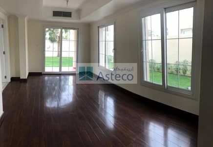 2 Bedroom Villa for Rent in The Springs, Dubai - Upgraded Unit I Type 4E I Well Maintained