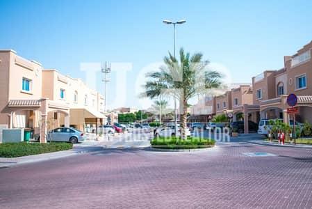 5 Bedroom Villa for Rent in Al Reef, Abu Dhabi - Huge Layout 5BR Villa w/ Pool and Garden