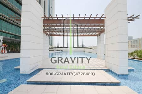 1 Bedroom Flat for Sale in Al Reem Island, Abu Dhabi - Perfect home 1BR w/ full sea view move in ready!