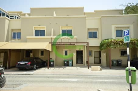 2 Bedroom Villa for Rent in Al Reef, Abu Dhabi - Vacant Now Accessible Villa ArabianStyle