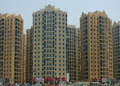 2 Bedroom Flat for Sale in Ajman Downtown, Ajman - For sale 2BHK apartment size 1813 sq. feet at Al Khour towers only 330000