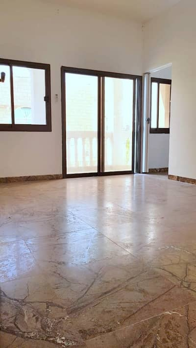 1 Bedroom Flat for Rent in Defence Street, Abu Dhabi - ALL IN @ 50K - VERY HUGE 1BHK W/ 2 BALCONY IN DEFENSE ROAD