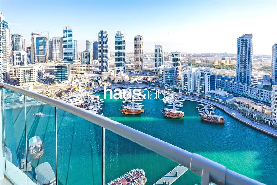 Full Floor | Full Marina View |Penthouse