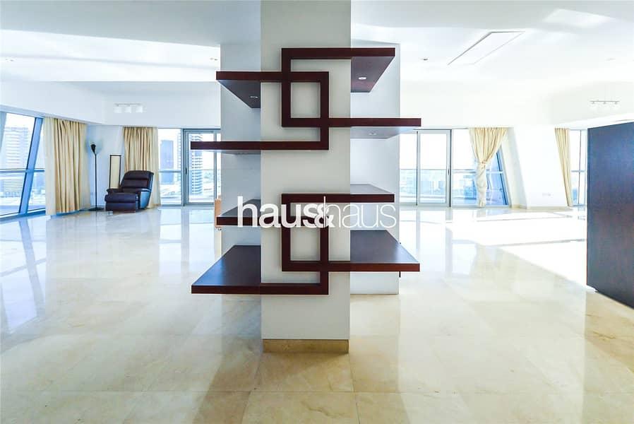 2 Full Floor | Full Marina View |Penthouse