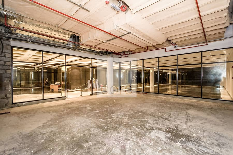 Easily Accessible | Retail Space | Low Flr