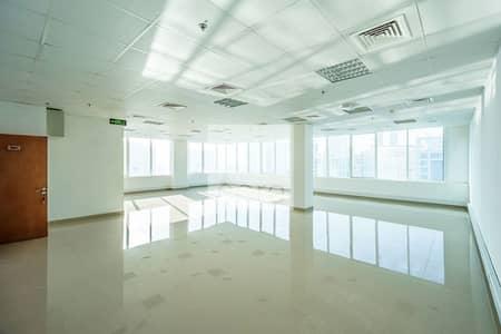Floor for Rent in Business Bay, Dubai - Fully Fitted   Full  Floor   High Floor