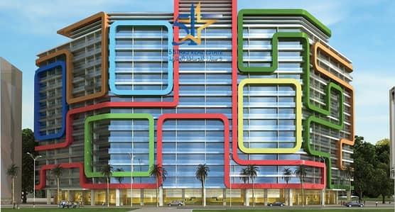 Studio for Sale in Dubai Residence Complex, Dubai - Studio in Iconic Tower in Arabian Gate
