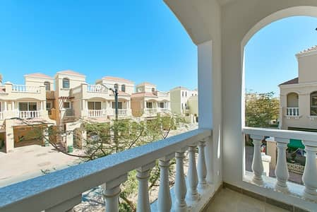 4 Bedroom Townhouse for Sale in Al Hamra Village, Ras Al Khaimah - Corner Unit - Vacant - Golf Course View