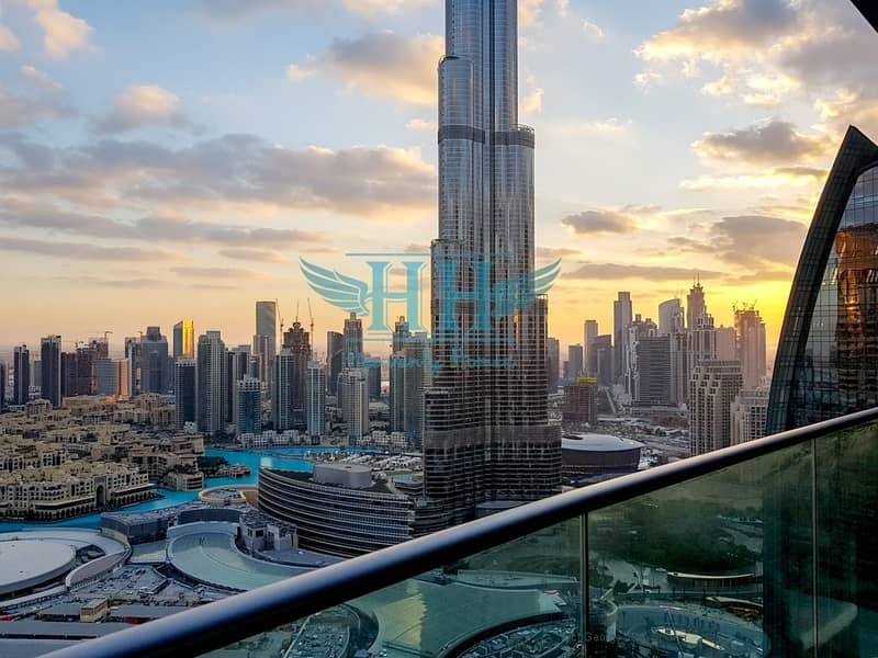 Hot Deal Furnished 1 BR I Stunning Dubai Opera View