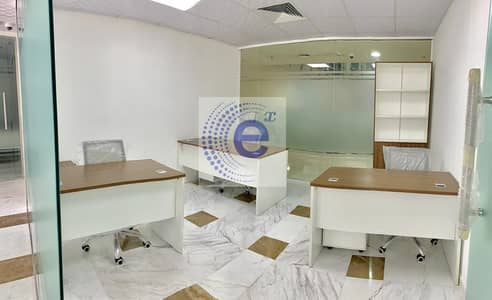 Office for Rent in Business Bay, Dubai - Affordable fully furnished office for rent
