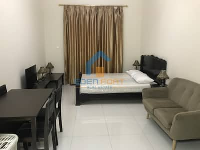 Studio for Rent in Dubai Sports City, Dubai - Affordable fully furnished vacant studio