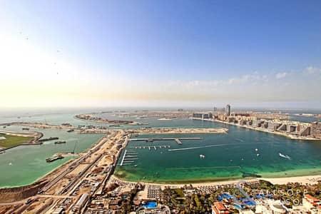 1 Bedroom Apartment for Rent in Dubai Marina, Dubai - Unfurnished | Upgraded Kitchen | Sea View
