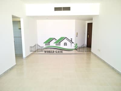 1 Bedroom Apartment for Rent in Airport Street, Abu Dhabi - BUDGET-FRIENDLY 1BHK WITH BALCONY AVAILABLE IN AIRPORT STREET