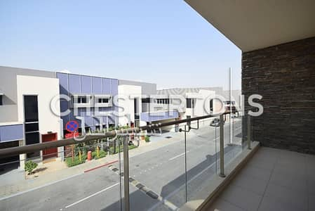 4 Bedroom Villa for Rent in Eastern Road, Abu Dhabi - Front  Row  Luxurious  Villa I Rare Unit