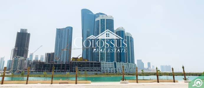 1 Bedroom Flat for Rent in Al Reem Island, Abu Dhabi - Spacious 1 Bed Room in RAK Tower and ready to move in!!!