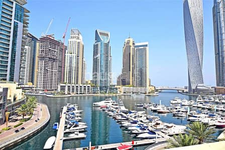3 Bedroom Villa for Rent in Dubai Marina, Dubai - Chiller Free | Vacant | Upgraded Terrace