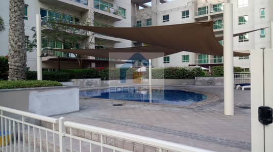 1 Bedroom Apartment for Rent in The Greens, Dubai - Big Terrace|Multiple ChequelChiller free