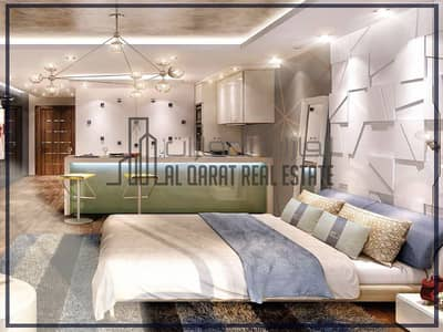 Studio for Sale in Jumeirah Village Triangle (JVT), Dubai - Spacious Studio ready to live or invest , 4 years easy payment plan