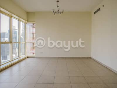 2 Bedroom Flat for Rent in Business Bay, Dubai - LOWER FLOOR! 2BR  w/ Balcony & Complete Amenities &  S. Zayed Road View!