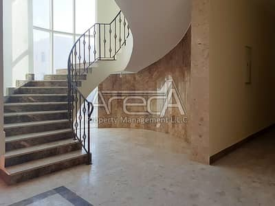 5 Bedroom Villa for Rent in Khalifa City A, Abu Dhabi - Marvelous 5 Master Bed Villa! Perfect Family Oriented Living in KCA