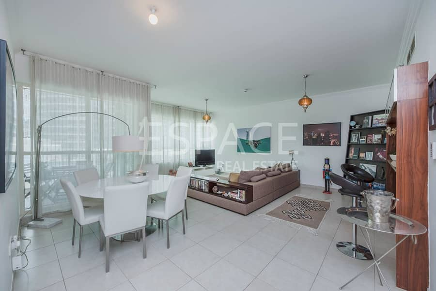 2 Unique 1 Bed Plus Study with Marina View