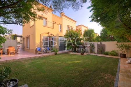 2 Bedroom Villa for Sale in The Springs, Dubai - VOT   Large 4E   Upgraded and Extended