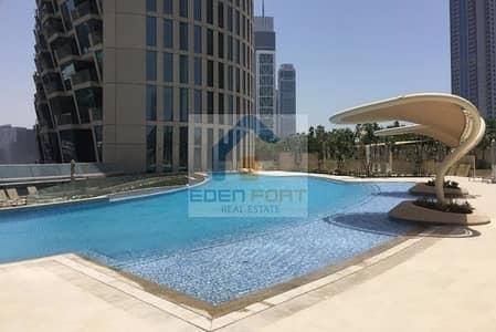 1 Bedroom Flat for Rent in Downtown Dubai, Dubai - 1 BR | Burj Vista | New Apartment | Downtown