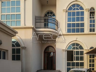 6 Bedroom Villa for Rent in Khalifa City A, Abu Dhabi - Marvelous 6 Master Bed Villa for rent in Khalifa City A