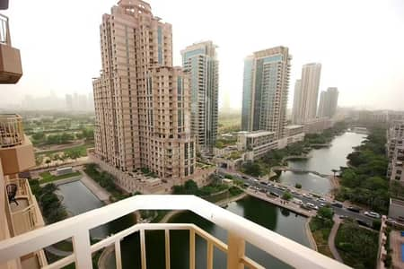 2 Bedroom Flat for Rent in The Views, Dubai - Stunning Lake View | Fully Furnished | Balcony