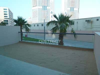 3 Bedroom Apartment for Rent in The Marina, Abu Dhabi - 4 Cheques Payment Duplex - Marina Sunset