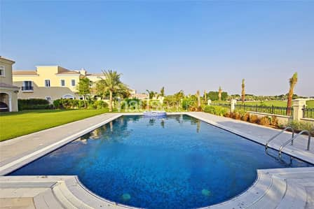 6 Bedroom Villa for Sale in Arabian Ranches, Dubai - Rented | Full Polo Field View | View Now