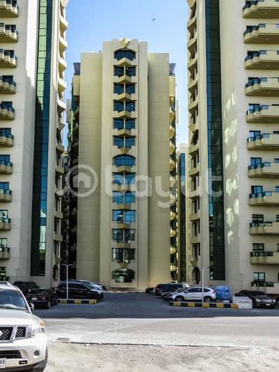 2 Bedroom Apartment for Sale in Al Rashidiya, Ajman - 2 bedroom for sale open view rashdiyia towers
