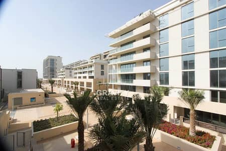 1 Bedroom Apartment for Rent in Al Raha Beach, Abu Dhabi - Partial Sea View! Attractive 1BR in Al-Zeina